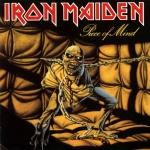 12. Iron Maiden: Piece of mind