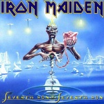 2. Iron Maiden: Seventh son of a seventh son