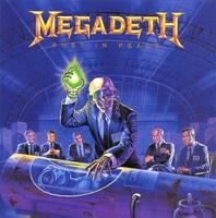 3. Megadeth: Rust in peace