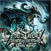 Destroy Destroy Destroy: Battle sluts