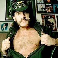 5. Lemmy Kilmister - Motörhead