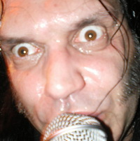 8. Blaze Bayley of Blaze/ex-Iron Maiden