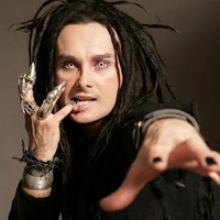 6. Dani Filth of Cradle Of Filth