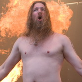 3. Johan Hegg - Amon Amarth
