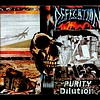 Defecation: Purity dilution